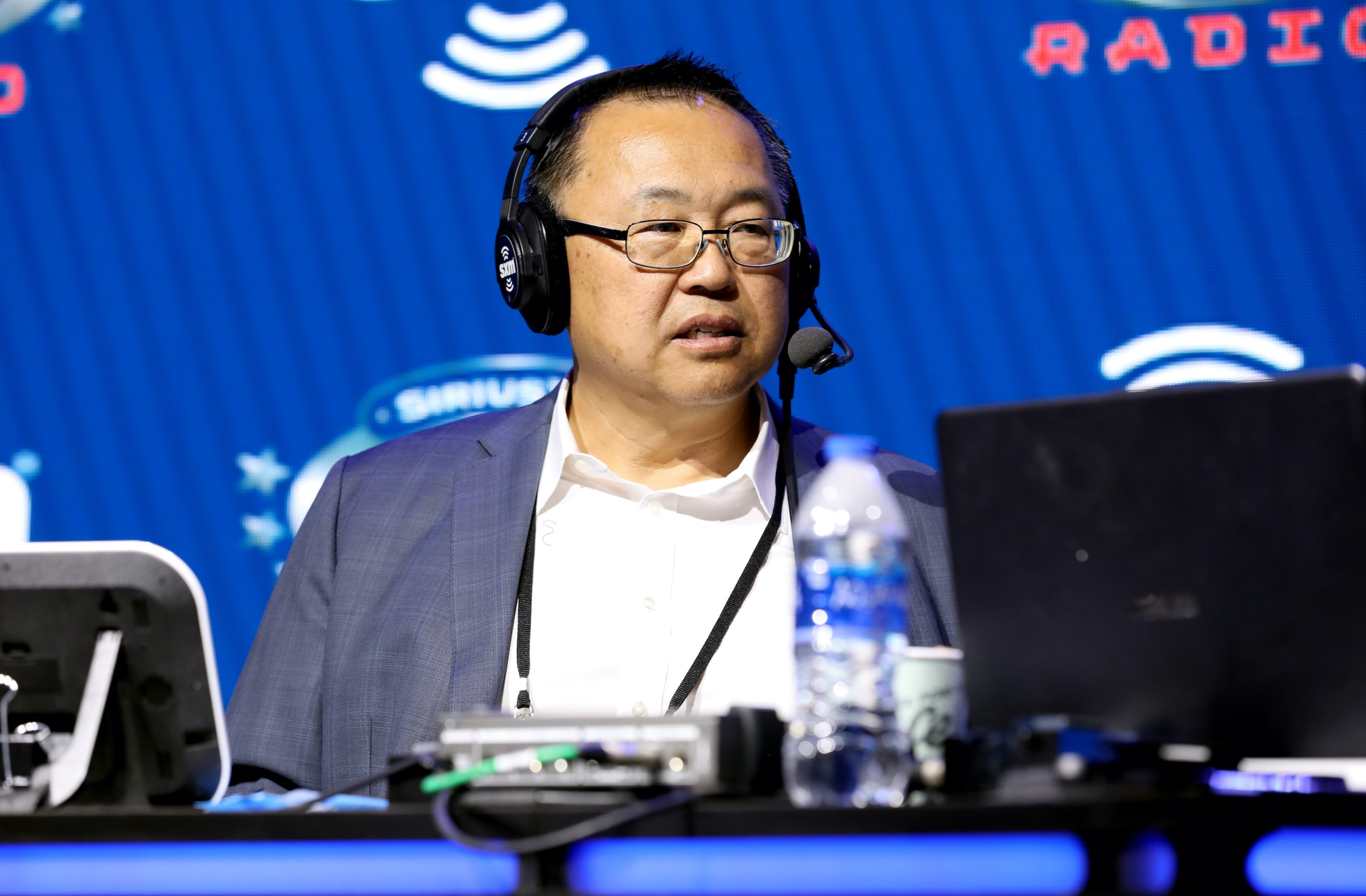 David Chao speaks onstage during day 2 of SiriusXM at Super Bowl LIV on January 30, 2020 in Miami, Florida.
