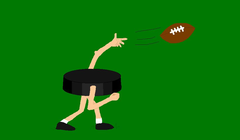 puck ball