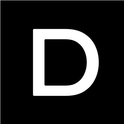 The Defector logo in a circle