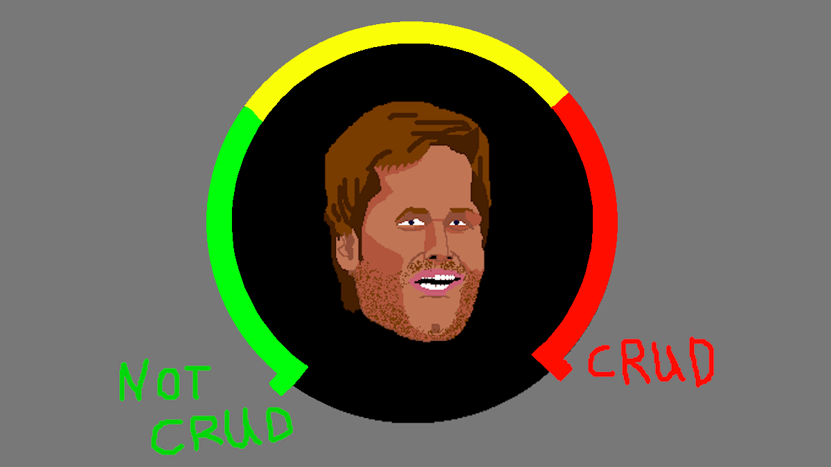 Crud Meter by Chris Thompson