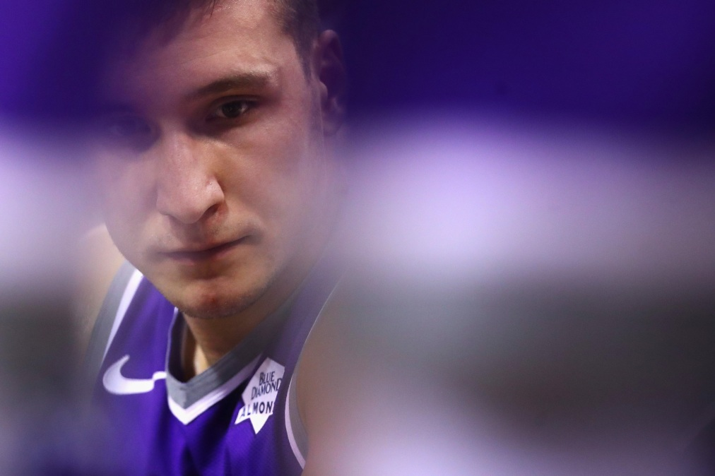 The face of Bogdan Bogdanovic.