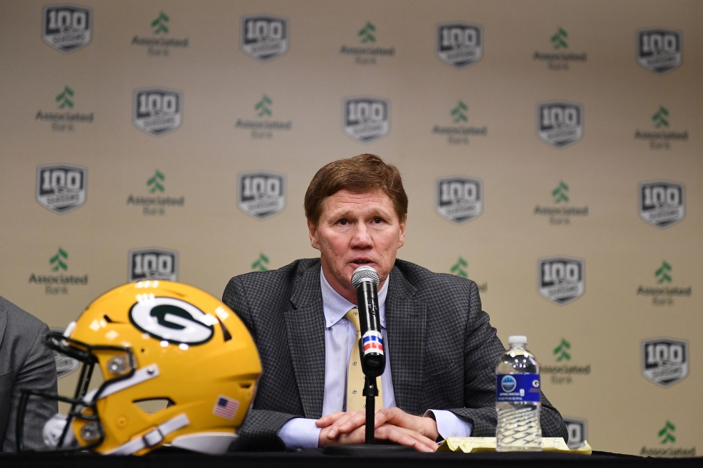Packers CEO Mark Murphy