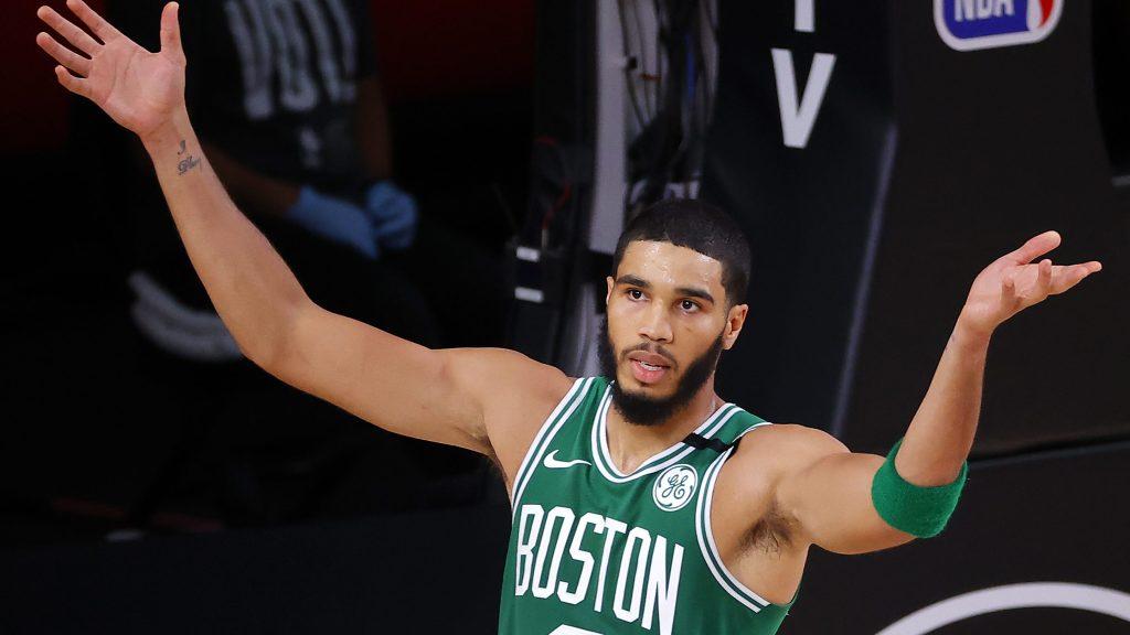 Jayson Tatum, Boston Celtics