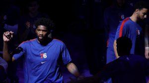 Joel Embiid, Ben Simmons, Philadelphia 76ers
