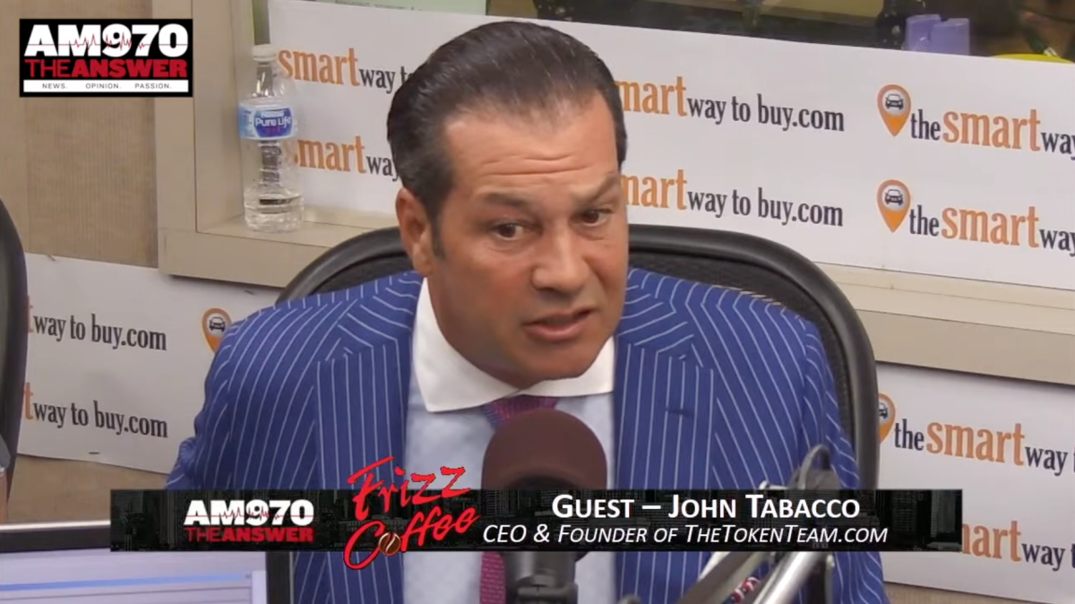 This man's name is James Tabacco.
