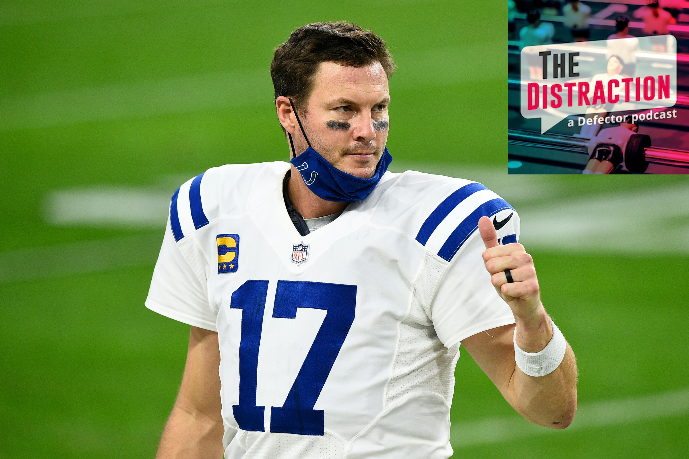 Philip Rivers gives this a thumbs up.