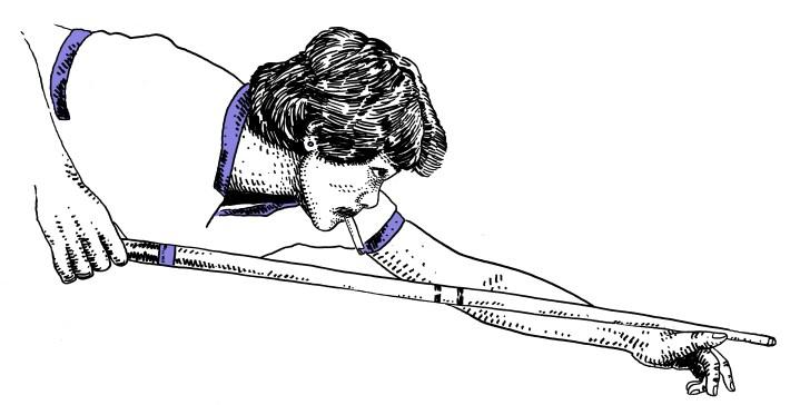 Efren Reyes, drawn by Adam Villacin.