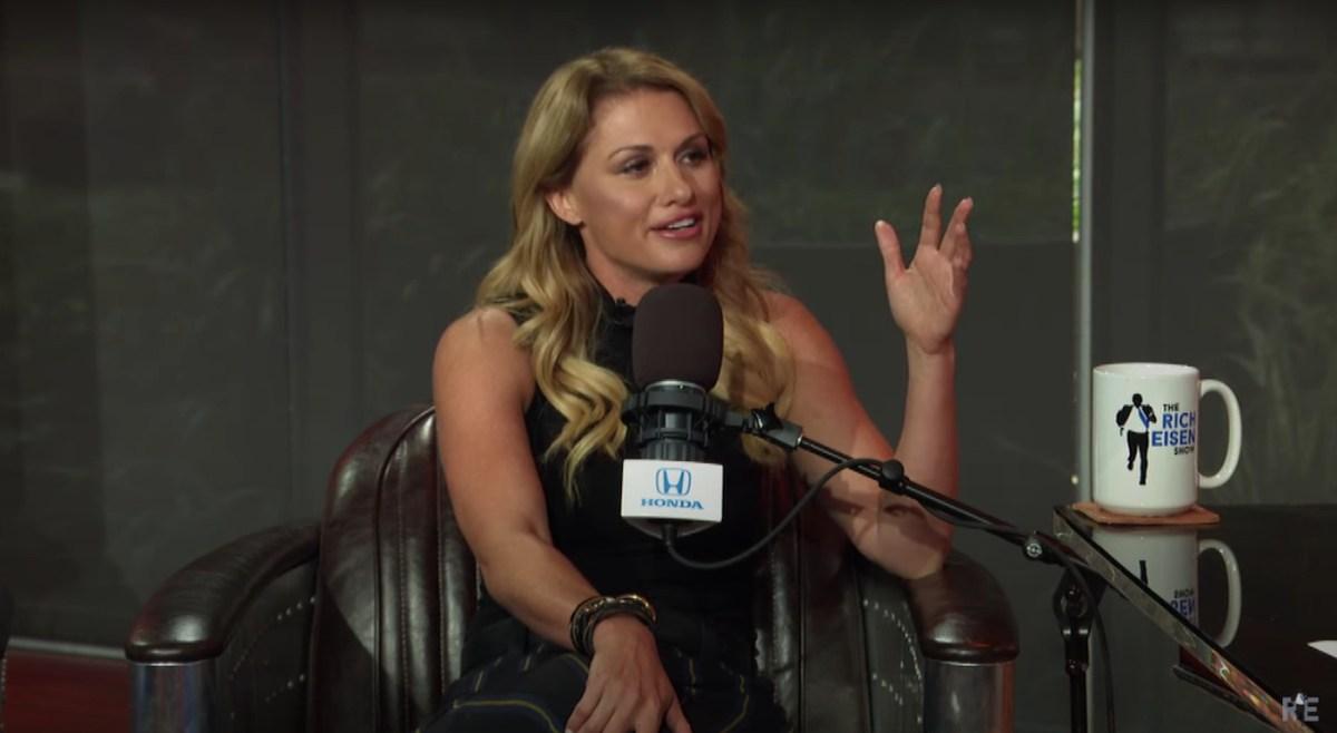 NFL Network reporter Jane Slater