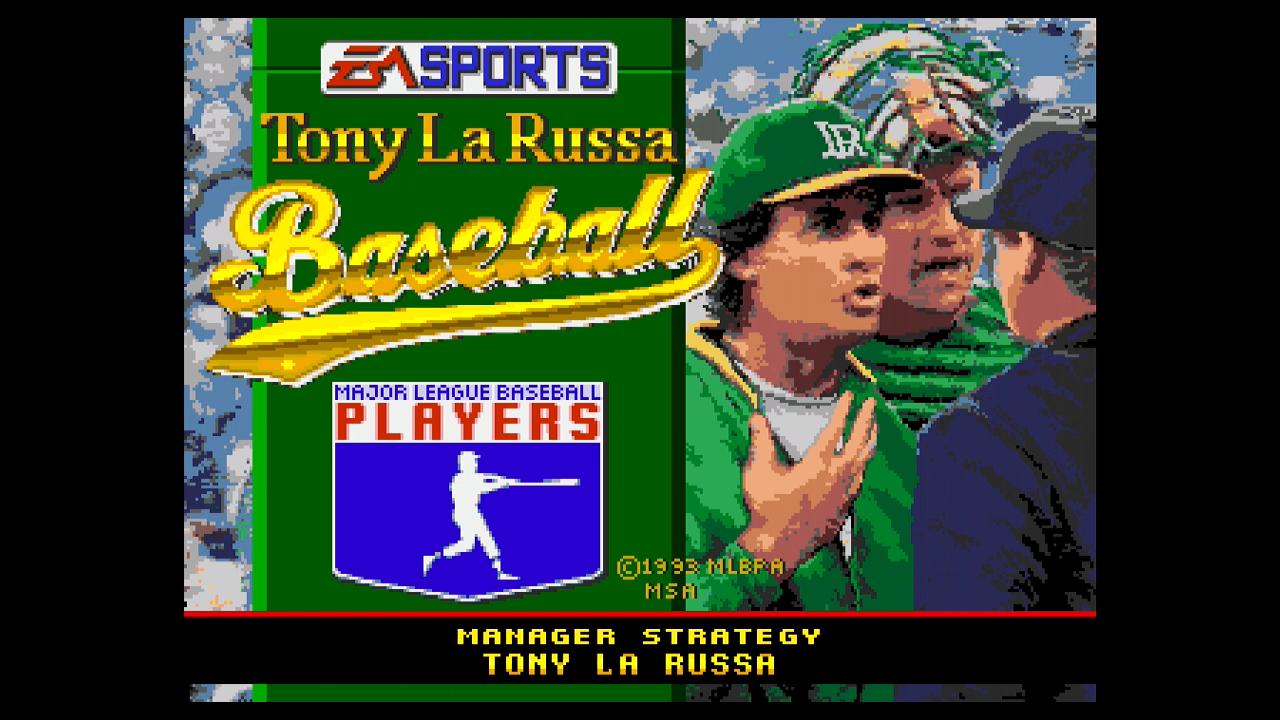 Tony La Russa baseball title image