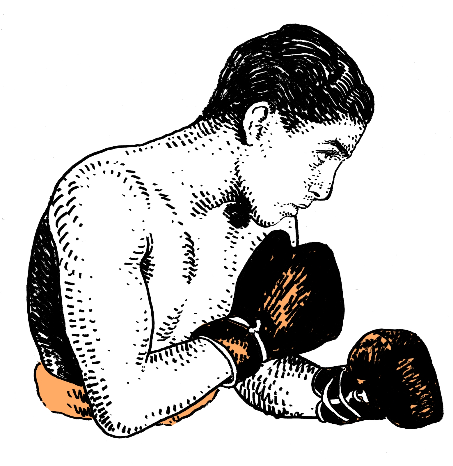 Boxer Victor Young Perez