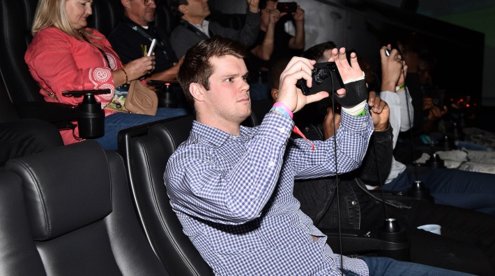 MIAMI, FLORIDA - JANUARY 30: Sam Darnold attends Twitch Rivals: Streamer Bowl After Party at Verizon 5G Stadium at Super Bowl LIVE on January 30, 2020 in Miami, Florida. (Photo by Theo Wargo/Getty Images for Verizon)