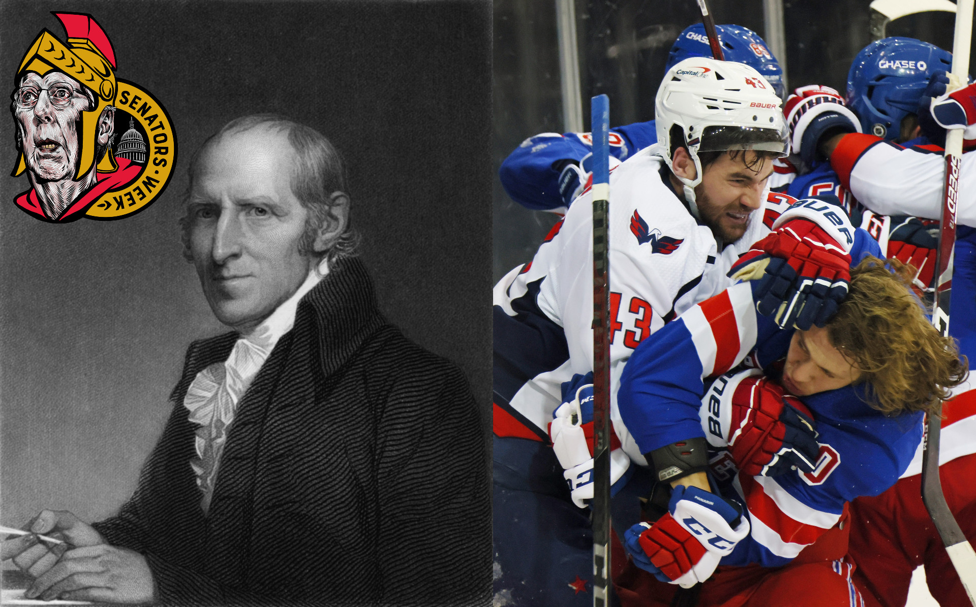 Timothy Pickering and Tom Wilson