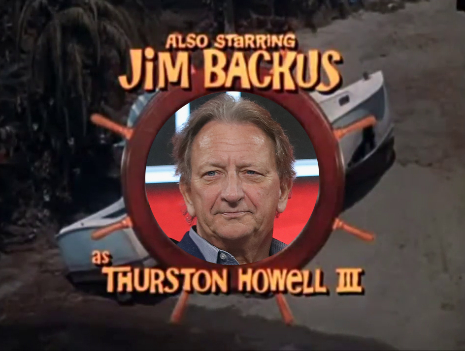 Eugene Melnyk, cast here as Thurston Howell III in a remake of Gilligan's Island.