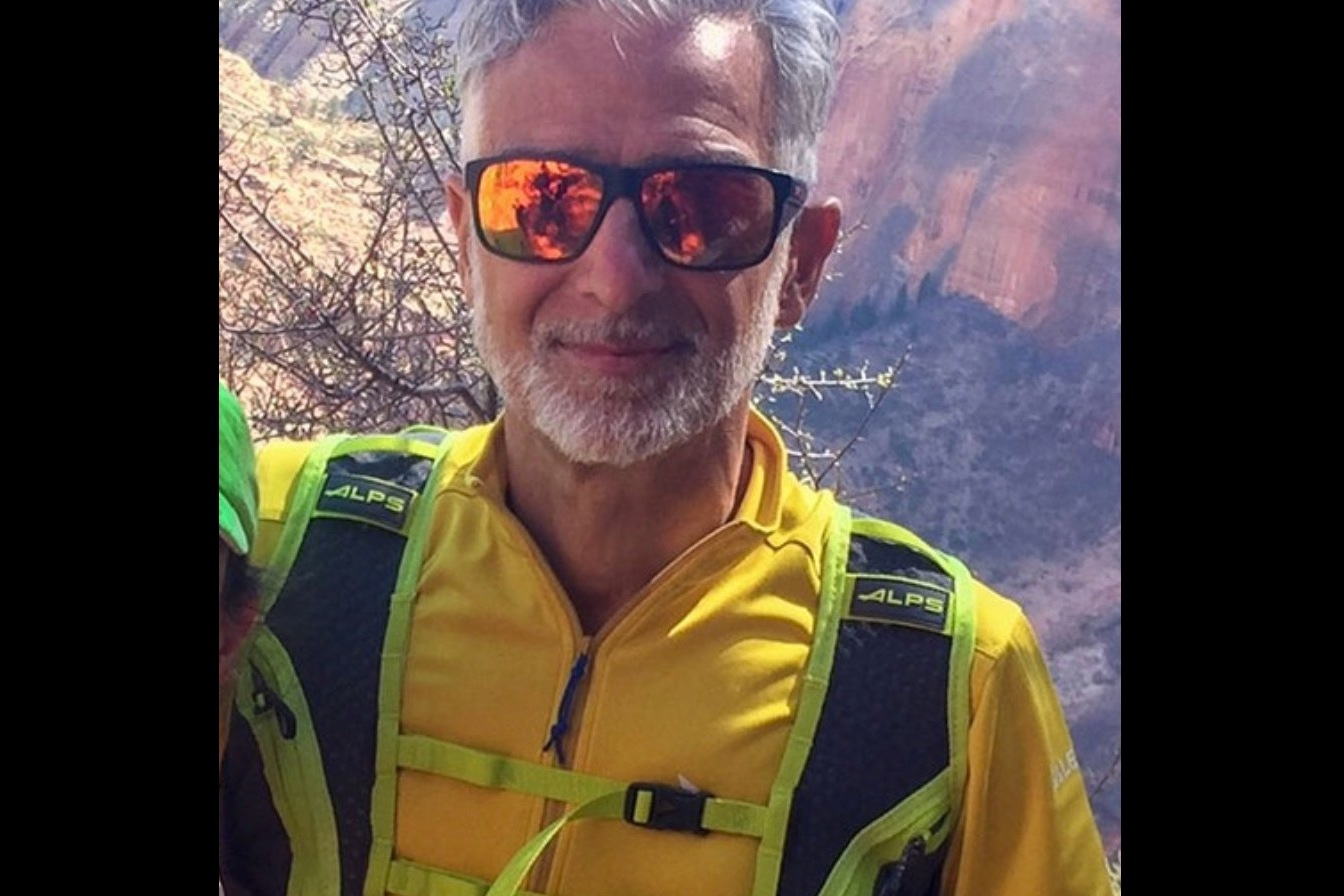A photo of Zalokar oout out by the National Parks Service as they sought information about him.