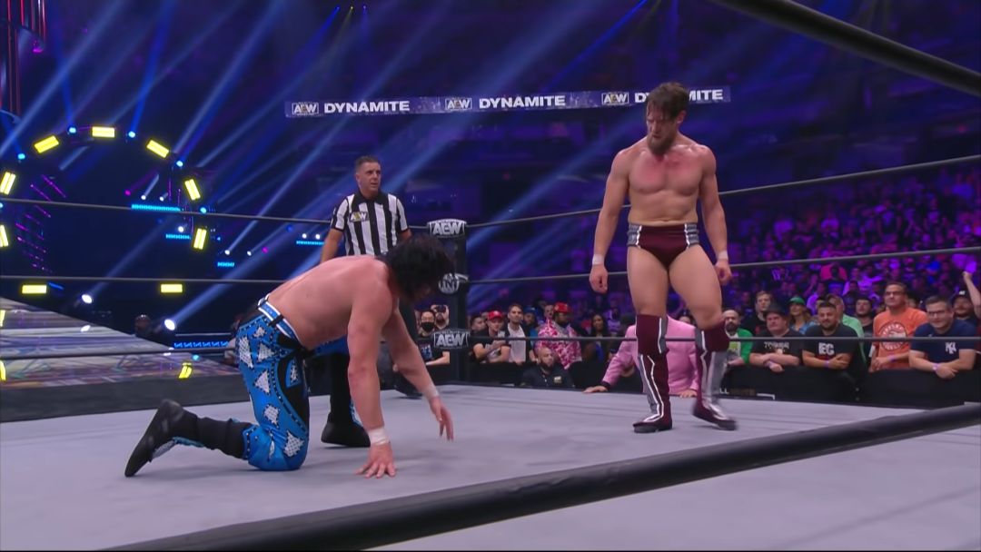 Bryan Danielson And Kenny Omega Gave Their All And Promised More