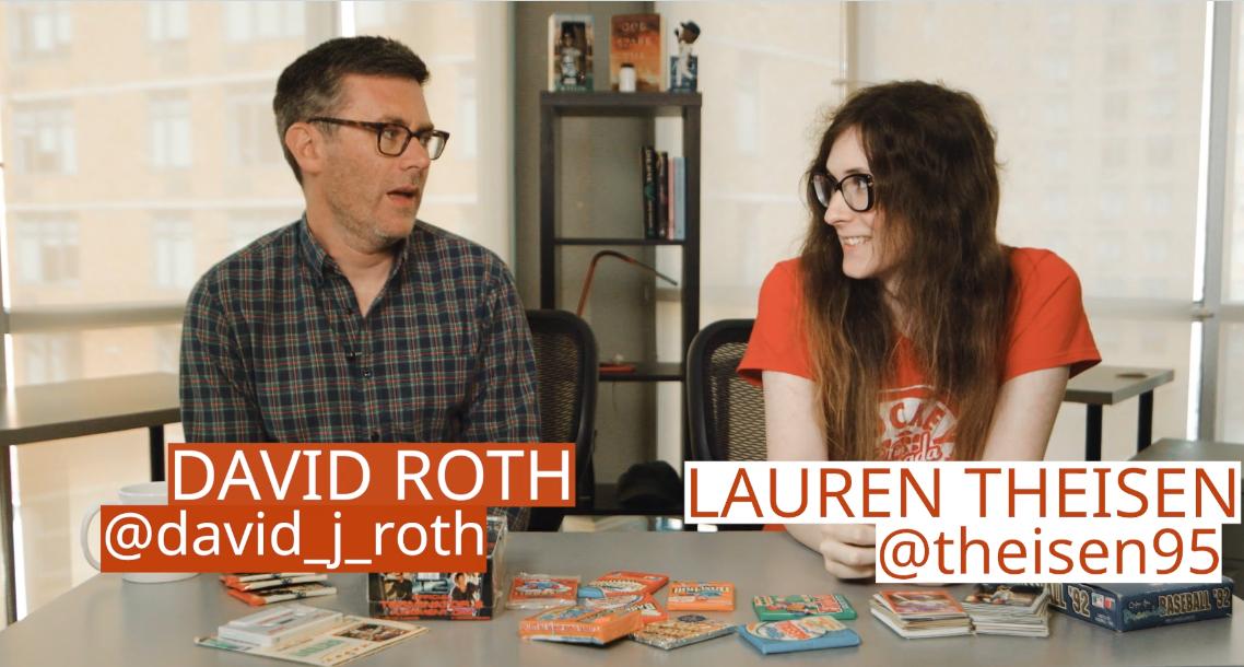 David Roth and Lauren Theisen remember Guys