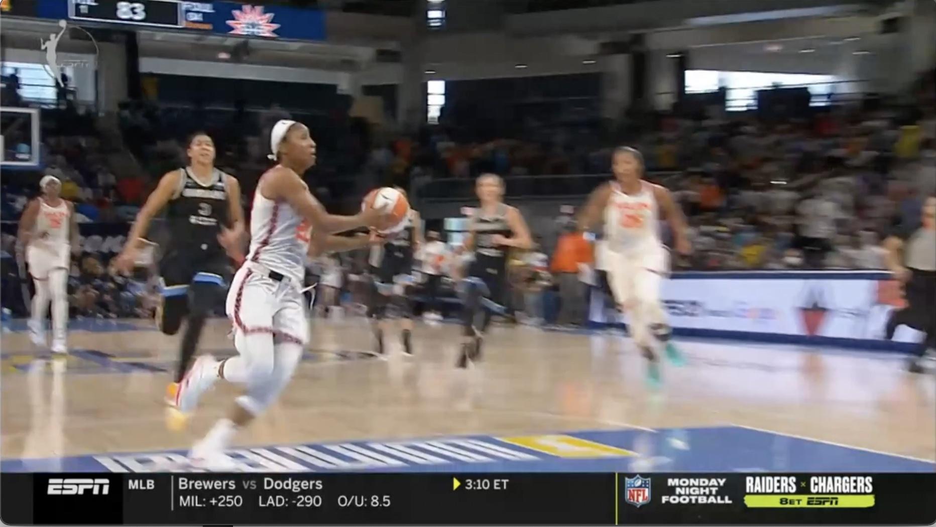 Screenshot: ESPN